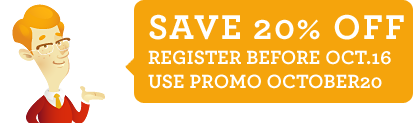 Register Before May 30 Save 20% Off All Seminars